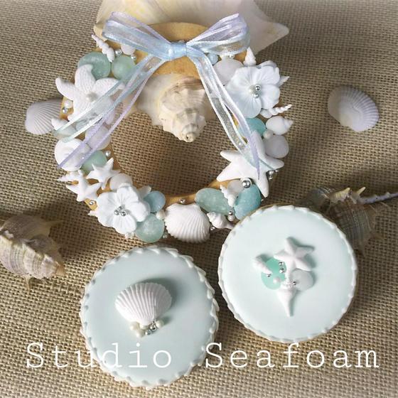 茨城 アイシングクッキー教室 Studio Seafoam