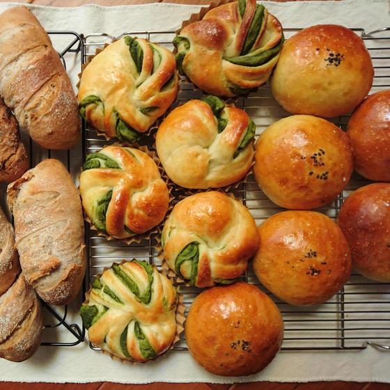 茨城県かすみがうら市のパン教室@まきぱん