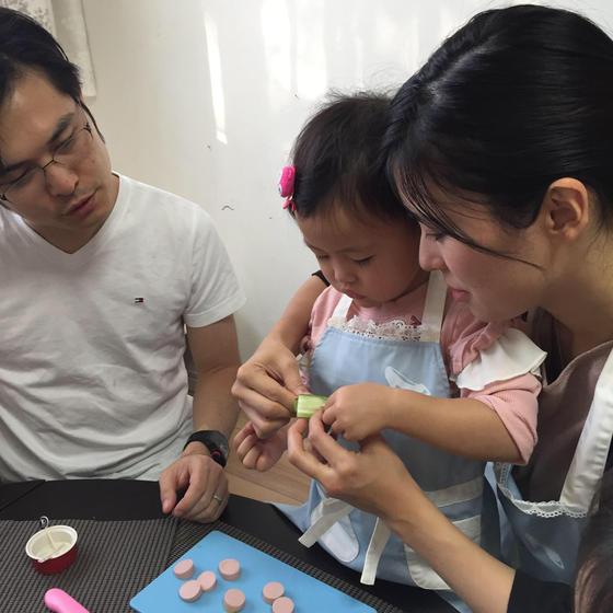 英語を楽しく使いながら学ぶ英語の料理教室