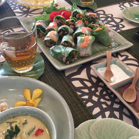 Baan Reiko Thai cooking