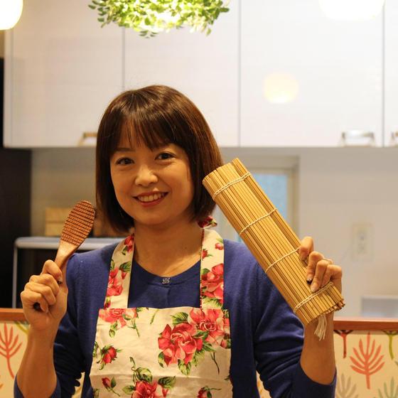 おすまし 巻子のデコ巻き寿司教室