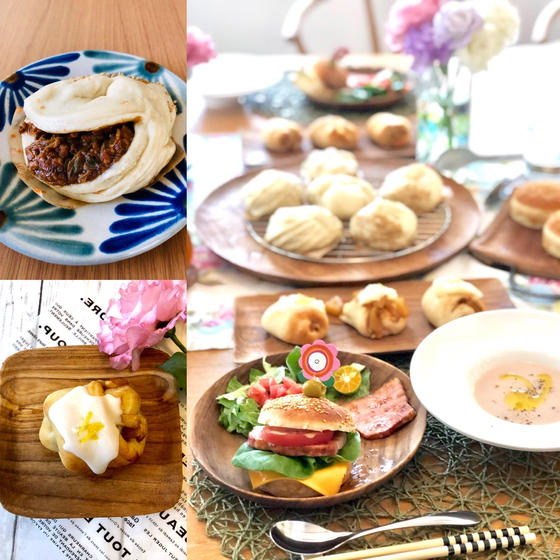 沖縄パン教室ホリーホック