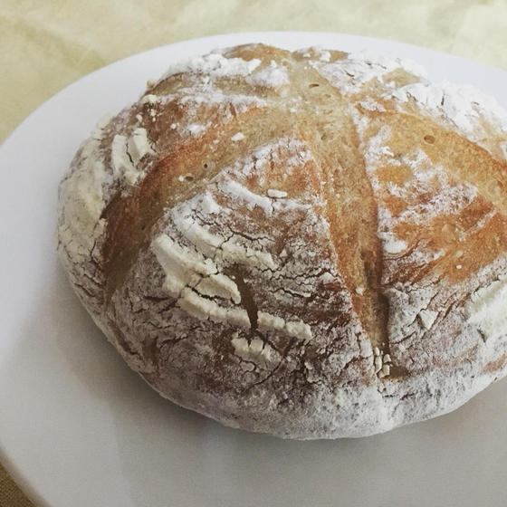 天然酵母のパンとお菓子の教室Kinone