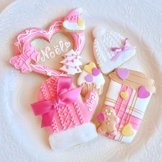 Soraniwaアイシングクッキー&フラワーケーキ教室