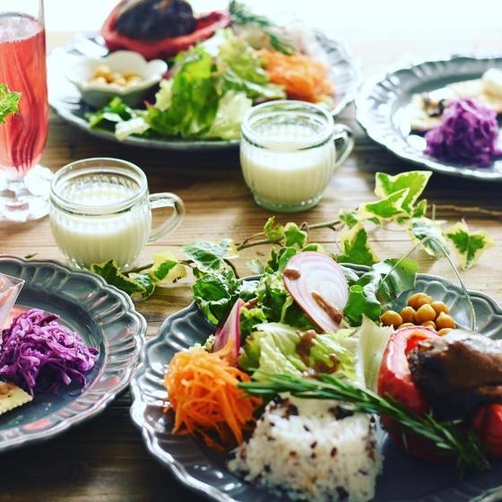 ヴィーガン野菜料理教室*ナチュエット