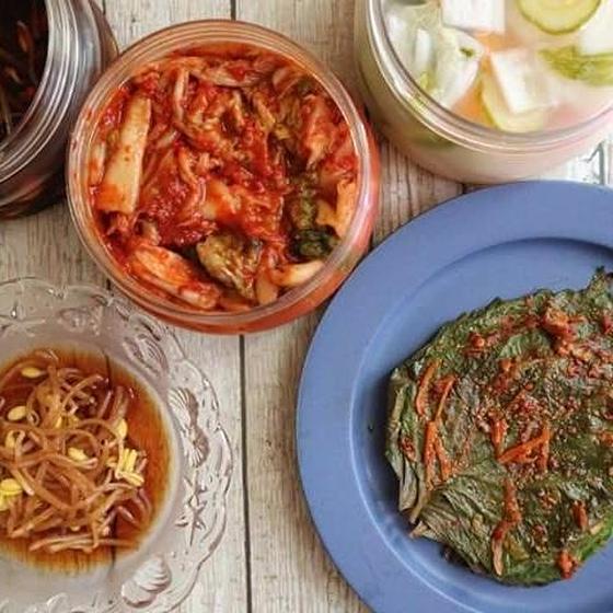 ヨンウンの韓国料理&スイーツ教室