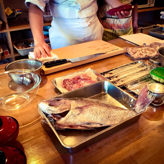 板前キッチン 料理教室