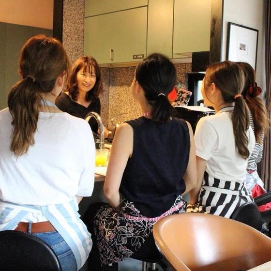 Salon de 食&花