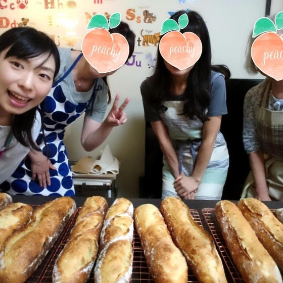おうちパン教室*パンの日々*
