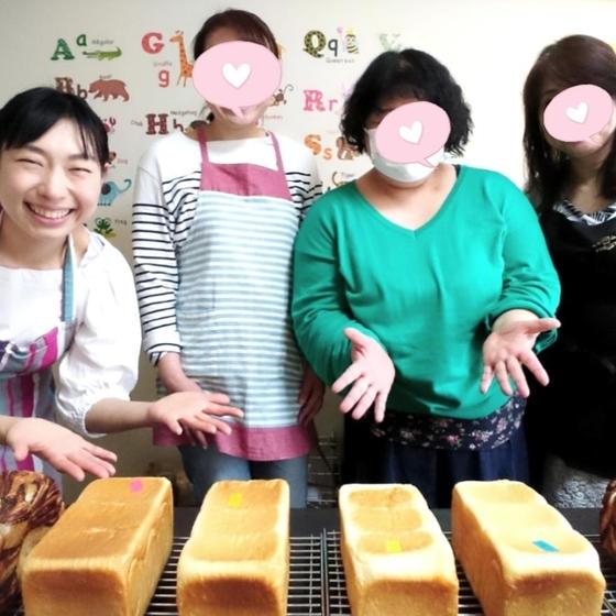 お店レベルのハードパンが焼ける・おうちパン教室*パンの日々*