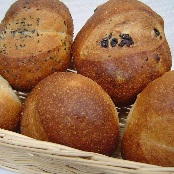 天然酵母パンとヘルシーお菓子教室 manpyo