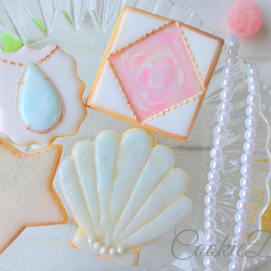 アイシングクッキー教室~Cookie Doux~