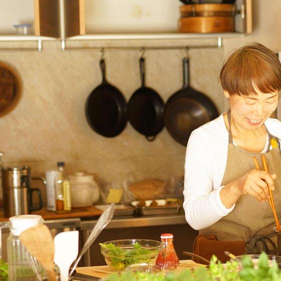 あわ結び野菜と雑穀で作るオンライン腸活料理教室