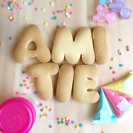 アイシングクッキー教室 amitie