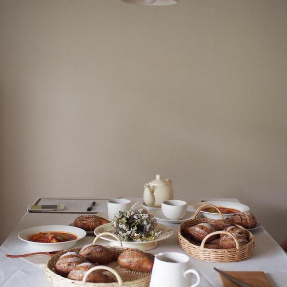 暮らしに寄り添うパン作り  アトリエ シュエット