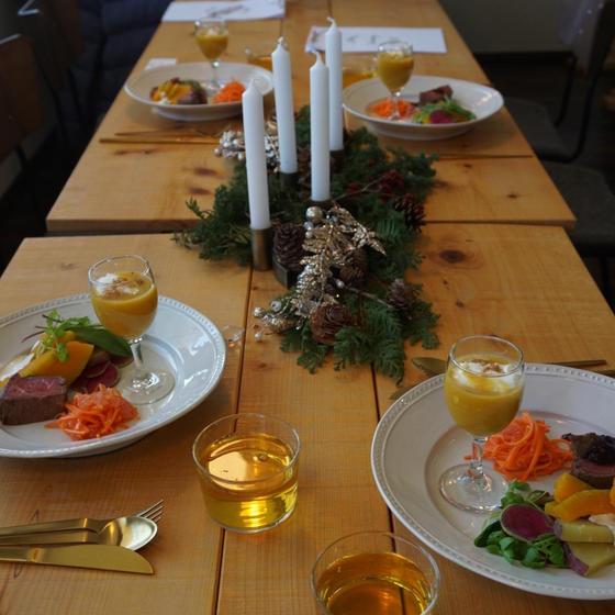 発酵食料理教室Tsumugi