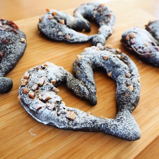 国産小麦パン教室つむぎパン