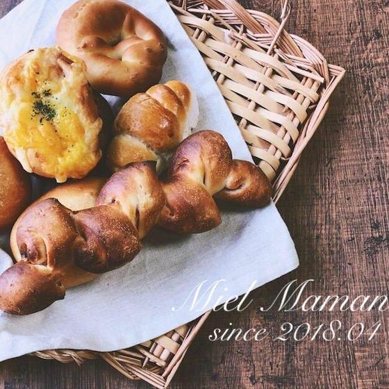 パン工房 Miel Maman