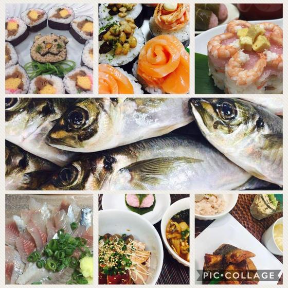 2nd kitchen 魚の学校