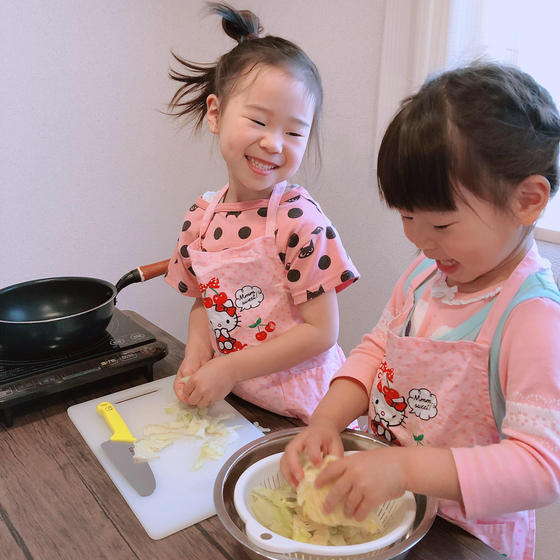 こども料理教室  杉本料理教室
