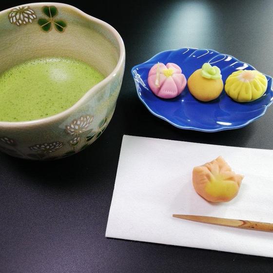 みのり庵 和み 和菓子手作り体験教室