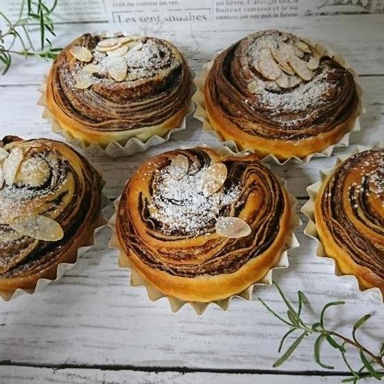 手ごねパンとケーキのお教室 Fun time