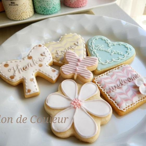 アイシングクッキーサロンSalon de Couleur
