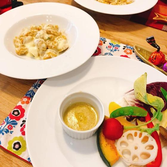 簡単おもてなしのイタリア料理教室 「クッキング日和」