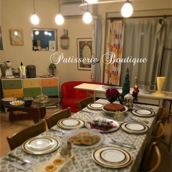 フランス菓子教室パティスリーブティック
