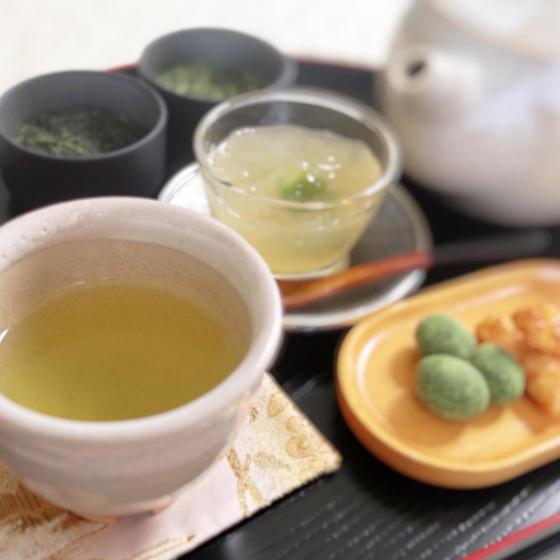 横浜 日本茶・抹茶・練り切り和菓子教室 茶つみ