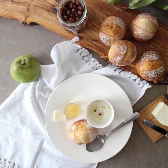 自家製酵母のパン教室 Rim‐パンとガルニチュール‐