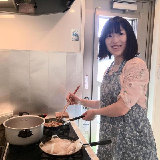 レシピから卒業する和食料理教室