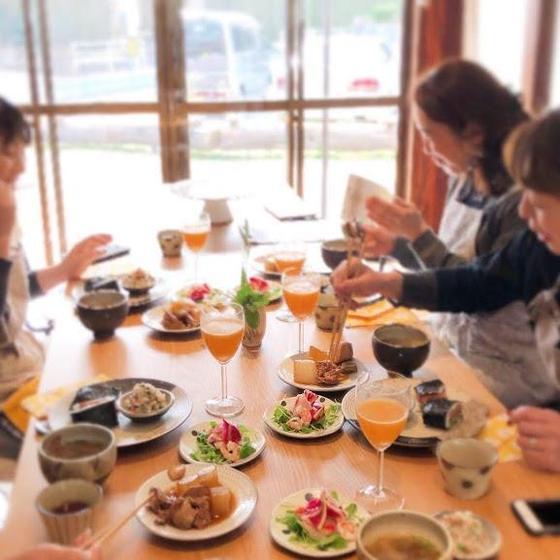 九州の旬野菜果物を楽しむ家庭料理  マルベリーキッチン