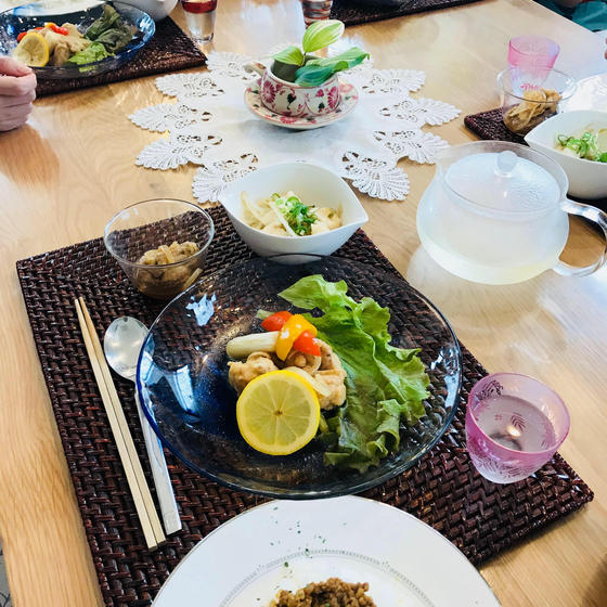 Cooking Salon Mahara