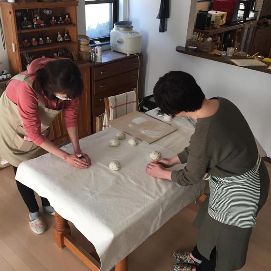 水戸市のパン・お菓子教室  Ciel(シエル)♬