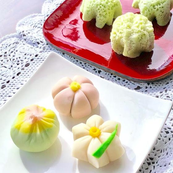奈良の和菓子教室千鶴庵