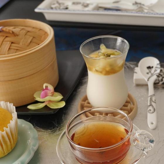 中国茶と点心 飲茶教室 ogins