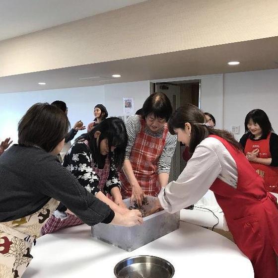 きよみ先生の発酵食の料理教室    miso*miso