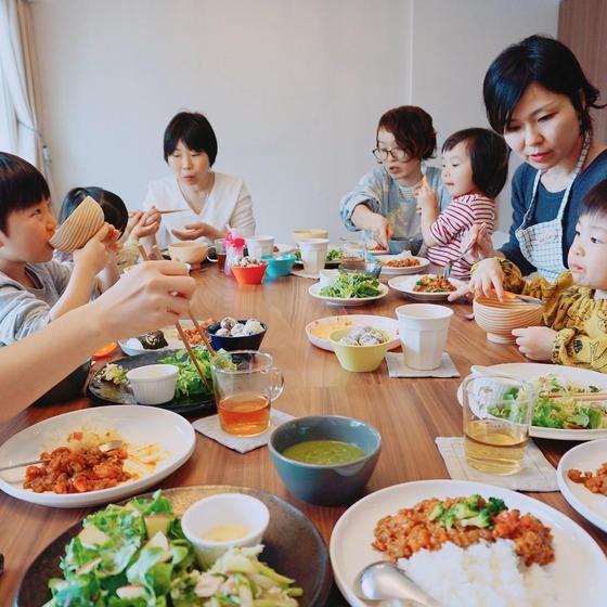 食育教室good food,good life