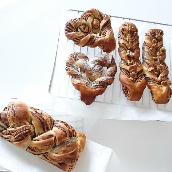 &meeパン教室