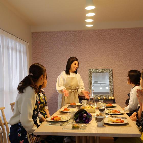 料理教室Agréable(アグレアーブル)