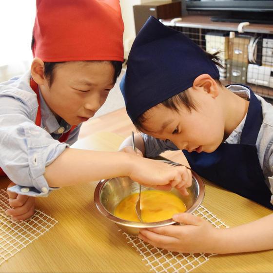 心を育てる体験型こども料理教室