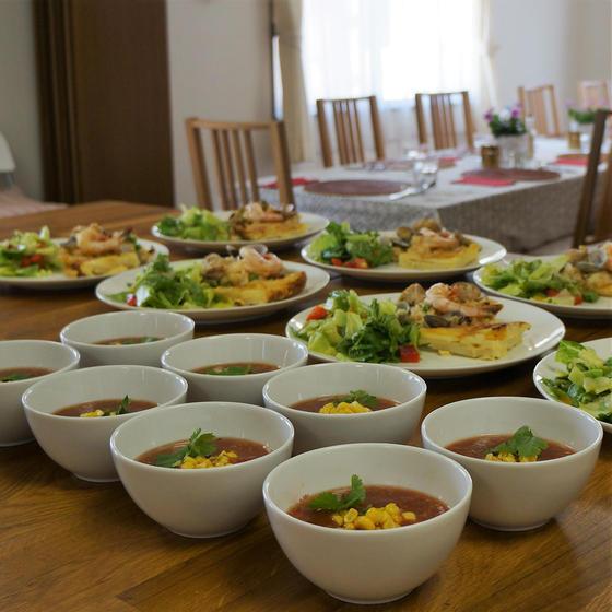 東京・目黒 NYスタイルのお料理教室-NYCooking