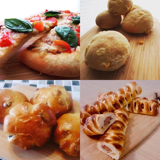 那珂川のパン・ケーキ教室 HappySeed