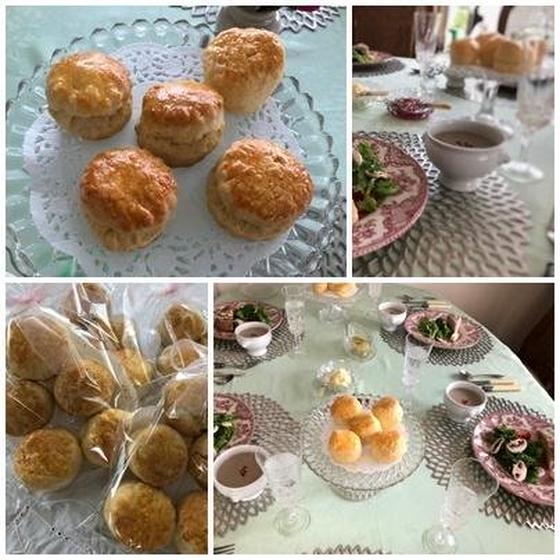紅茶 &英国ベーキング CountryHousek