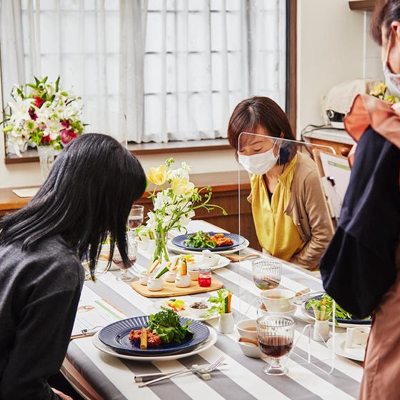 食養教室 天使の台所