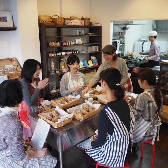 阿佐ヶ谷「エレファントキッチン」天然酵母と国産小麦のパン教室