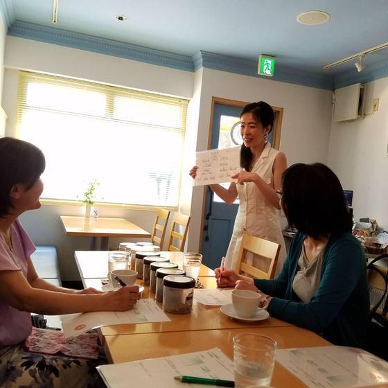 ハーブと台湾・中国茶のお教室ふぅてん