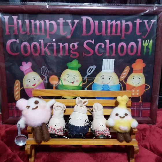 Humpty-Dumpty Cooking School