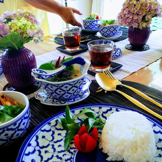 キッチンスタジオ Hiroko's Thai Table